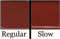 Coyote Glaze - MBG142 - Brick Red (Red Undercoat) - 1 Pint