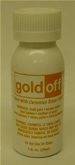 Gold Off - 2 fluid oz.