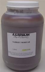 Sairset Mortar - 1 gallon