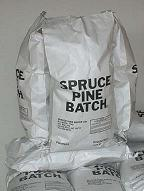 Spruce Pine Glass Batch  - Plain - 50 lb. bag