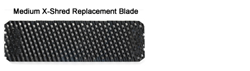 Xiem  X-Shred Medium Replacement Blade (XSHREDRB)